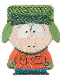 South Park Kyle Patch