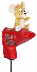 Tom And Jerry Jerry Putter Cover
