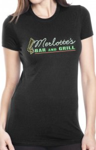 True Blood Merlotte's Bar T-shirt