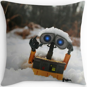 Wall-E Throw Pillow