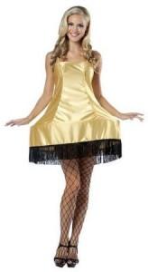 A Christmas Story Leg Lamp Adult Costume