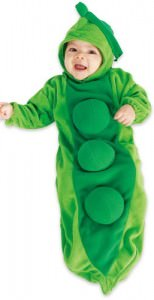 Baby Peas-in-a-Pod Toy Story Costume
