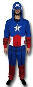 Captain America Adult Union Costume