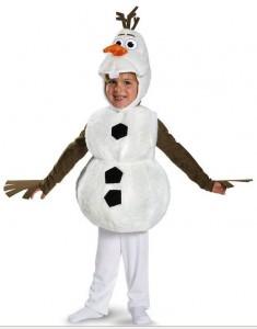 Disney Frozen Olaf Deluxe Toddler's Costume
