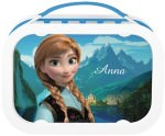 Frozen Anna Princess Lunch Box