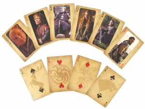 Game of Thrones Deck of Playing Cards