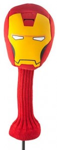 Iron Man Golf Club Head Cover
