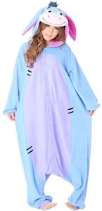 Winnie the Pooh Kigurumi Eeyore Costume Pajama