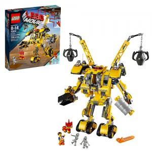 LEGO Movie Emmet's Construct-o-Mech