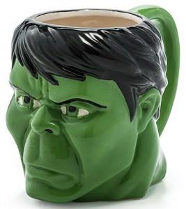 Marvel Hulk 16oz Molded Mug