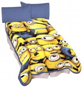 Minion Little Yellow Buddies Blanket