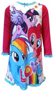 My Little Pony Long-sleeve Nightgown