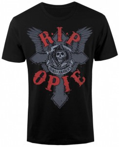 R.I.P. Opie Sons of Anarchy T-shirt