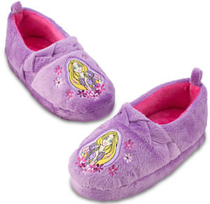 Rapunzel Kids Slippers