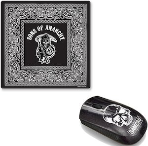 Sons Of Anarchy Mouse And Mousepad