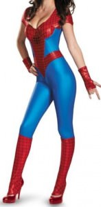 Spider-Woman Sexy Costume
