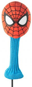 Spiderman Golf Club Driver Cover