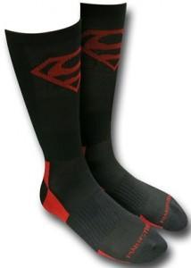 Superman Logo Socks