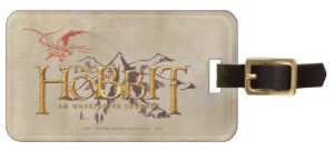 The Hobbit An Unexpected Journey Travel Tag