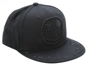 The Nightmare Before Christmas Jack Bat Snapback Hat