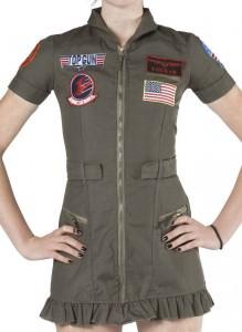 Top Gun Ladies Cougar Costume