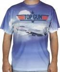 Top Gun Sublimation T-Shirt