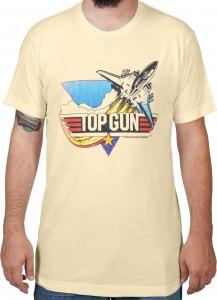 Top Gun Vintage Logo T-Shirt