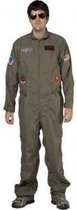 Top Gun Wingman Costume