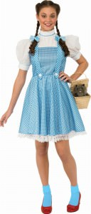 Wizard Of OZ Dorothy Adult Womens Costume