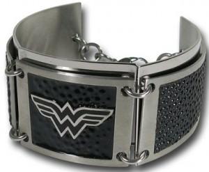 Wonder Woman Segment Cuff Bracelet