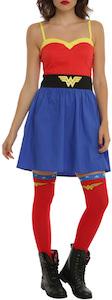 DC Comics Wonder Woman Costume Dress