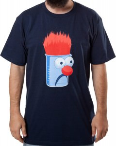 Beaker Play On Words T-Shirt