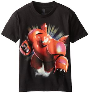 Big Hero 6 Baymax t-shirt