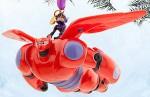 Big Hero 6 Hiro And Baymax Ornament