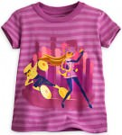 Disney Big Hero 6 Girl Power T-Shirt for kids