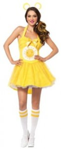 Care Bears Funshine Bear Womens Costume