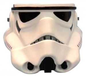 Ceramic Star Wars Stormtroopers Candy Bowl