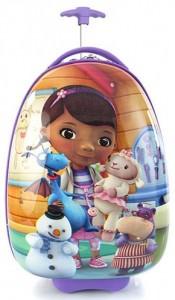Disney Doc McStuffins Kids Suitcase