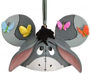 Disney Eeyore Ear Hat Ornament
