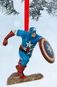 Disney's Sketchbook Captain America Ornament