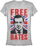 Downton Abbey women's free Bates t-shirt