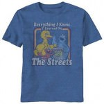 Everything I Know Sesame Street T-Shirt