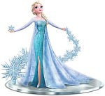 Disney Frozen Elsa Let It Go Figurine