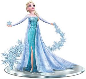 Disney Frozen Elsa Let It Go Figurine