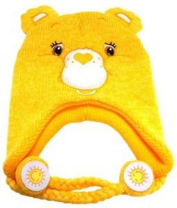 Funshine Bear Yellow Laplander Hat