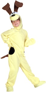 Kids Odie costume