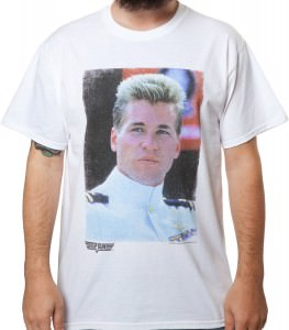 Iceman Kasansky Top Gun T-Shirt
