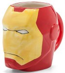 Iron Man 3D Molded Mug