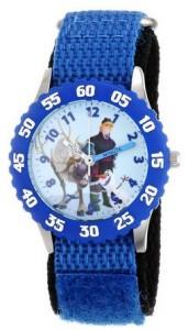 Kids Frozen Kristoff And Sven Blue Watch