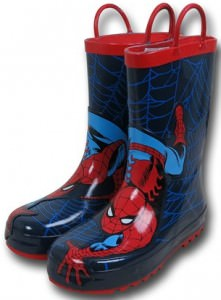 Kids Spiderman Rain Boots